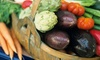 Urban Acres - Multiple Locations: One-Year Co-Op Membership, Initial Bin, and Mini or Half Share of Produce from Urban Acres (Up to 48% Off)