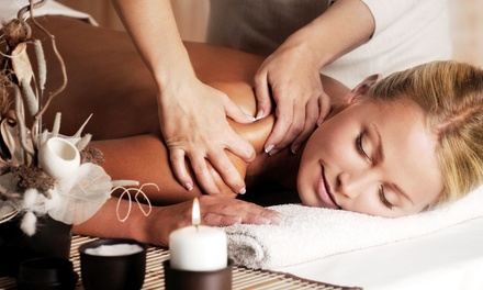 Swedish Massage and Facial Packages at Studio Diva Salon and Spa (Up to 55% Off). Three Options Available.