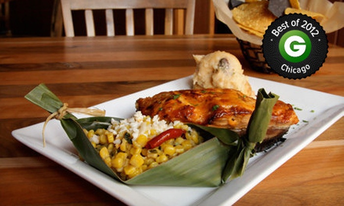 Mago Grill & Cantina - Multiple Locations: Mexican Cuisine and Drinks at Mago Grill & Cantina (Half Off). Two Options Available.