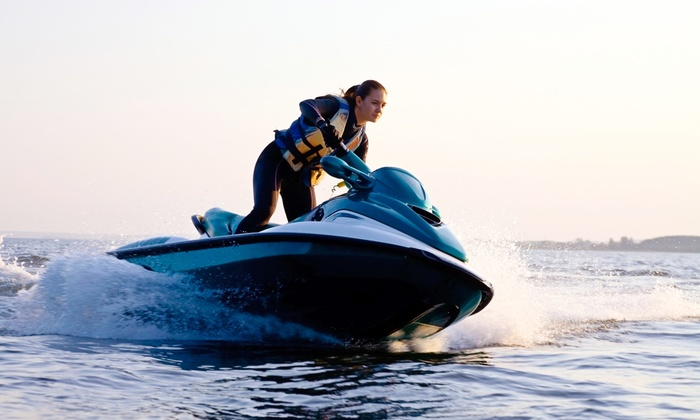 Best Value Rental - Woodward Park: All-Day WaveRunner or Family Ski Boat Rental on a Weekday or Weekend at Best Value Rental (Up to 58% Off)