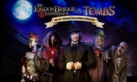London Bridge Experience and Tombs Halloween Special, Standard Adult and Child Tickets (Up to 41% Off)