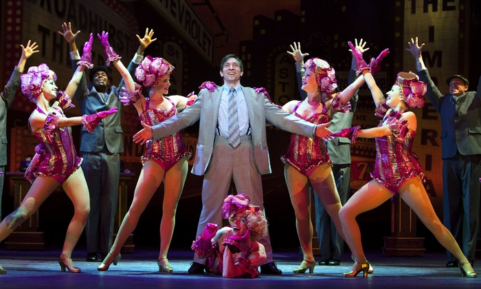 """The Producers"" - Tobin Center: ""The Producers"" on January 13 at 7:30 p.m."