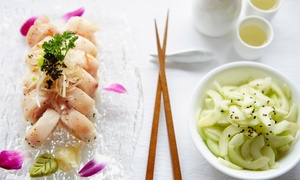Akemi: $21 for a Sushi Dinner with Appetizers and Hot Sake for Two at Akemi ($35.50 Value)