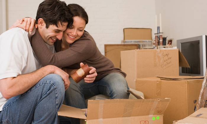 Sunset Moving & Storage Groupp - Oakland Park: Two Hours of Moving Services from sunset moving and storage group (53% Off)