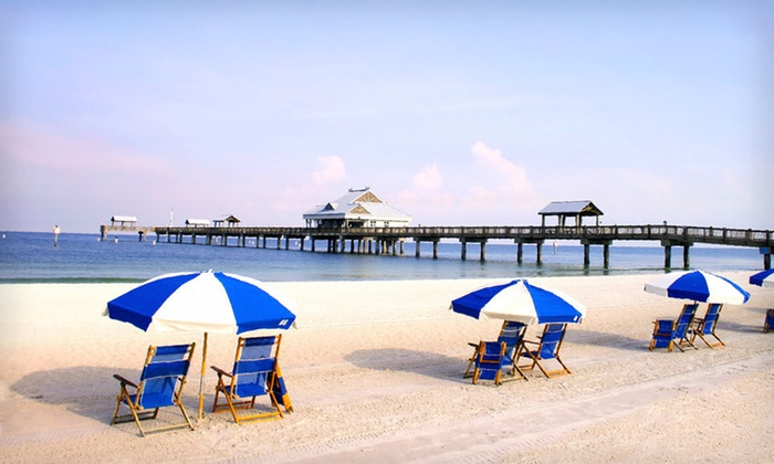 Camelot Resort - Clearwater Beach, FL: Two- or Three-Night Stay at Camelot Resort in Clearwater, FL