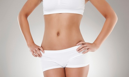 Body-Contouring Body Wrap for One Area or Whole Body and Infrared-Sauna Session at Salon Couture (Up to 69% Off)