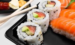 """sushi Kawaii: Menu sushi """"formule 1"""" 23 pièces ou """"Mix"""" 40 pièces sur place ou à emporter dès 15,99 € chez Sushi Kawaii"""