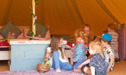 Merry Dale Bell Tents