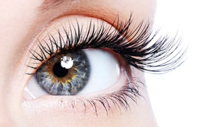 Pure Lash Studio: One Full Set of Siberian Mink Eyelash Extensions with Optional Refill at Pure Lash Studio (Up to 67% Off)