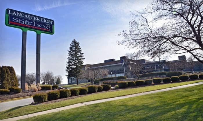 Lancaster Host Resort - Lancaster, PA: One- or Two-Night Stay at Lancaster Host Resort in Lancaster, PA