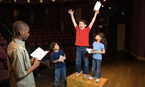 The Monologue Girl: $50 for Two Scene-Study Acting Classes for Ages 7–15 or 16 and Older at The Monologue Girl ($90 Value)