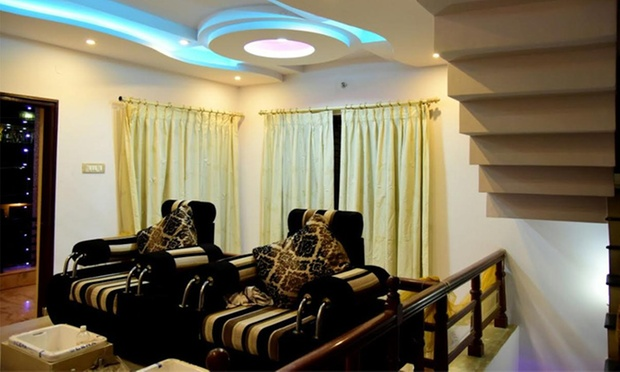 Gift vouchers for beauty services worth upto at - Dreamz salon and spa ...