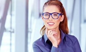 kuck mal: Wertgutschein über 100 € anrechenbar auf Brillenfassungen mit Korrektionsgläsern bei kuck mal für 9,90 € (90% sparen)