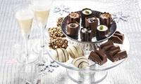 Damengedeck mit Prosecco und Pralinen für 1-4 Personen im Hotel Restaurant Sommerhof