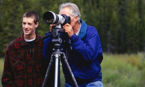 KF Photography: 60-Minute Outdoor Photo Shoot from KF Photography (50% Off)