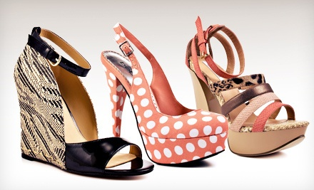 $50 Groupon to Heels.com - Heels.com in