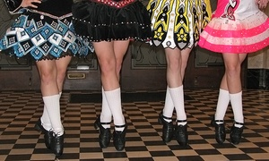 Connolly Irish Dance: One or Two Months of One-Hour Irish-Dancing Classes at Connolly Irish Dance (Up to 59% Off)