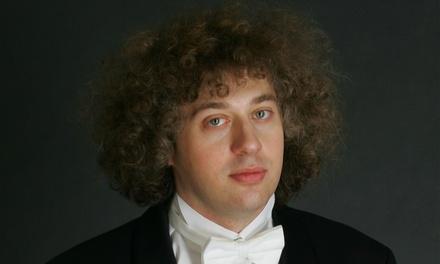 """2 Tickets für das Konzert """"The Best of Peter Tschaikowsky"""" mit Star Pianist Vladimir Mogilevsky in Hamburg (50% sparen)"""