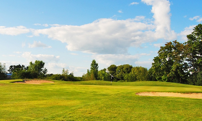 Bulrush Golf Club - Bulrush Golf Club: Golf for Two or Four with Cart at Bulrush Golf Club (Up to 47% Off)