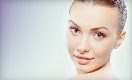 Eyebrow, Underarm, Bikini, or Half-Leg Wax at Professional Image Enhancement (Up to 58% Off)