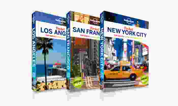 Lonely Planet U.S. City Travel Guide Books: Lonely Planet US City Travel Guides. Multiple Destinations Available.