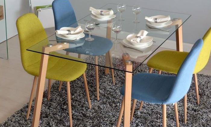 Tavolo e sedie da esterno groupon set tavolo e sedie groupon