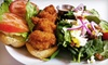 Le Chat Noir Eatery - Castroville: Contemporary American Cuisine at Le Chat Noir Eatery (Up to 51% Off). Three Options Available.