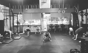 CrossFit Decorus: Five CrossFit Classes at Crossfit Decorus (73% Off)