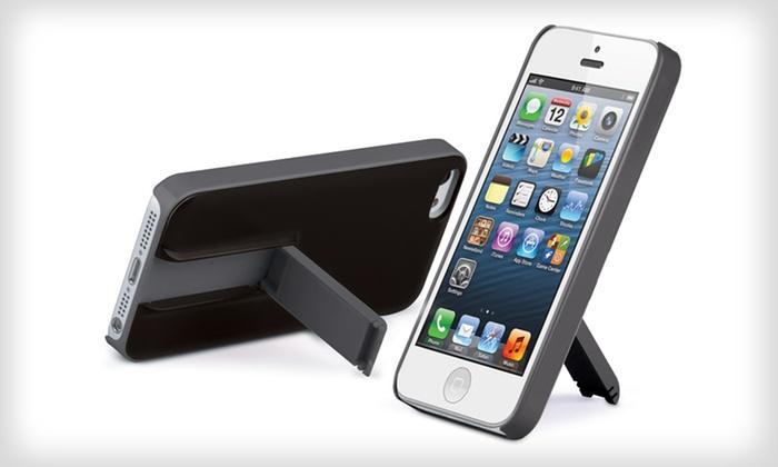 Merkury Flip-Stand Case for iPhone 5/5s: Merkury Flip-Stand Case for iPhone5/5s. Multiple Colors Available. Free Returns.
