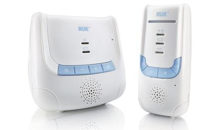NUK - Babyphone Eco Control DECT 266 mit Full Eco Mode (Duesseldorf)