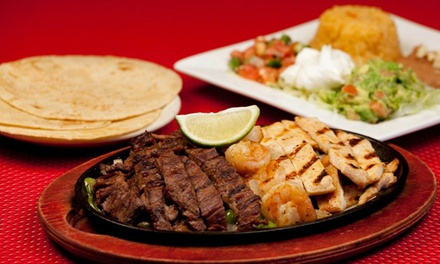 $6.50 for $12 Worth of Mexican Food at Jalisco's Restaurant & Bar