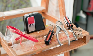 Tiny's Home Repair: $60 for $100 Groupon — Tiny's Home Repair