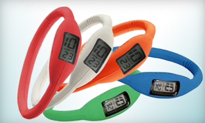 FumeWatches.com - Kansas City: Two or Four Negative-Ion Sport Watches from FumeWatches.com (Up to 69% Off)