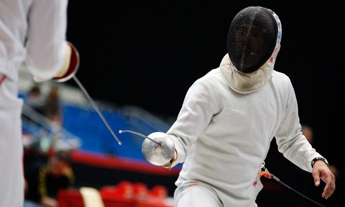Red Stick School Of Fencing - Shenandoah: A Fencing Class at Red Stick School of Fencing (40% Off)