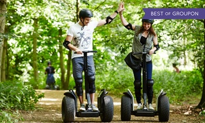 Segway Events: Segway Events Valentine Special Experience for Two Plus Two Photo Prints (Up to 57% Off)
