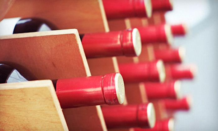 City Wine Cellar - New Springville: $15 for $30 Worth of Wine and a Corkscrew at City Wine Cellar ($34.99 Value)