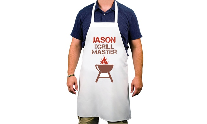 Monogram Online: $10 for a Personalized Apron from Monogram Online ($29.99 Value)
