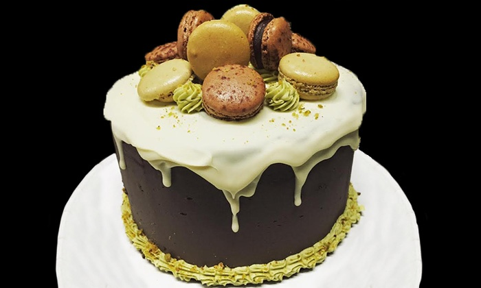 KoDee Cakes - Kodee Cakes: $29 for an 8-Inch Three-Layer Celebration Cake at KoDee Cakes ($62 Value)
