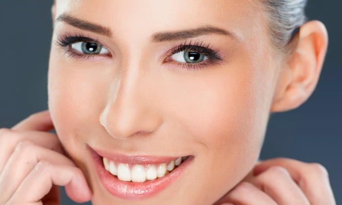Butterfly Beauty & Wellness Center - Garvey: Lash Extensions and Brow Waxes at Butterfly Beauty & Wellness Center (Up to 71% Off). Two Options Available.
