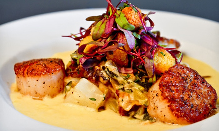 Jax Kitchen - Catalina Village: Modern Comfort Meal for Two or Four or $15 for $30 Worth of Modern Comfort Fare at Jax Kitchen