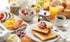 Frühstücks-Buffet inkl. Getränken