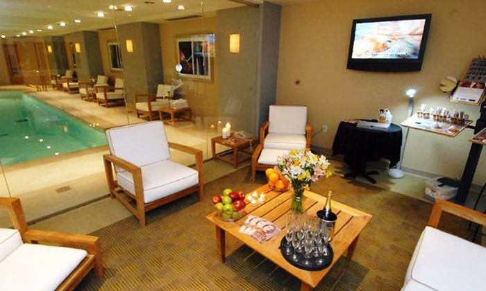 Balance Spa in the Omni Hotel at Independence Park - Balance Spa in the Franklin at Independence Park: One or Three Massages or Pedicure & Massage at Balance Spa in the Omni Hotel at Independence Park (Up to 39% Off)