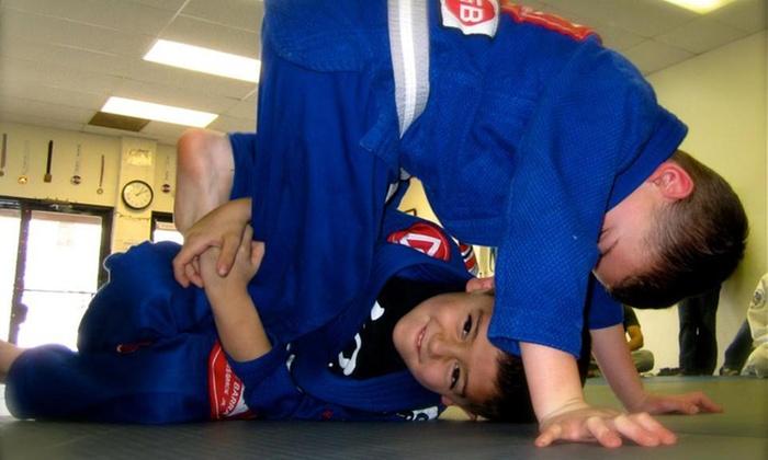 Gracie Barra Brazilian Jiu-jitsu - Colorado Springs: $20 for $80 Worth of Martial-Arts Lessons — Gracie Barra Colorado Springs Brazilian Jiu Jitsu