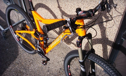 $10 Groupon for Bike Gear and Apparel - Breakaway Bikes in Rohnert Park