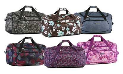 Groupon Pacific Coast Women S 22 Travel Duffel Bag