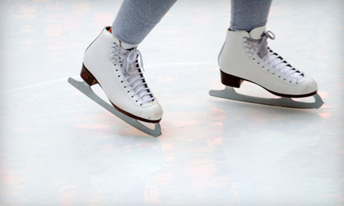IceTown - Ice Town: $10 Worth of Open Skating