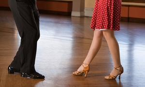 Fred Astaire Franchised Dance Studios: $25 for Two Private Dance Lessons and One Group Lesson at Fred Astaire Dance Studios ($264 Value)