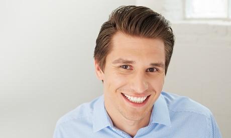 Higiene facial masculina con opción a diseño de cejas y masaje craneofacial desde 16,95€ en Belleza y Bienestar Integral