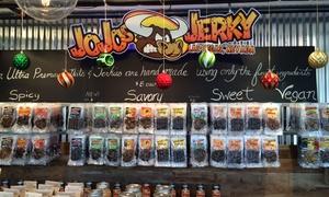 JoJo's Jerky: Two or Four Bags of Jerky at JoJo's Jerky (30% Off)