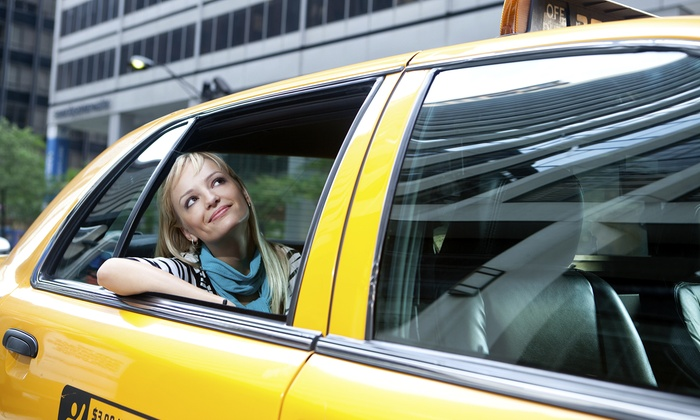 Sassy Transportation - Tucson:  $15 for $30 Toward a Cab Ride of Up to 10 Miles from Sassy Transportation